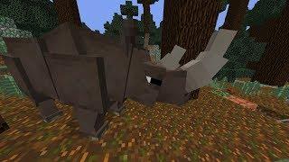 Топовый мод на животных? - Обзор модов Minecraft #22