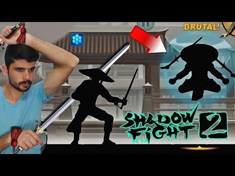 Hermit Oldum ! Hermit Vs Hermit ! Shadow Fight 2 Mod ! Hermit Set