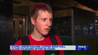 Union Square Coffee Shop set to close after 28 years