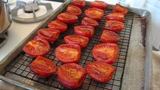 Supradrew's Roasted Roma Tomato Sauce