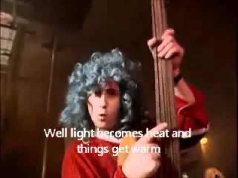 Bill Nye Light Color with Lyrics