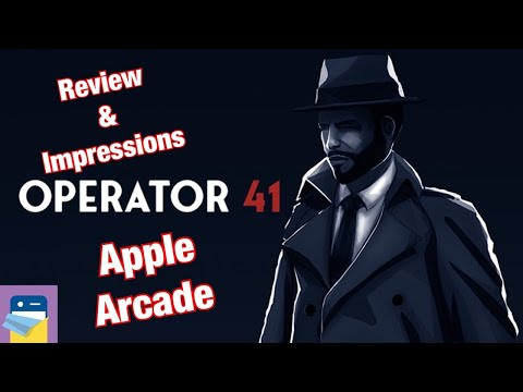 Apple Arcade Daily - Operator 41 By Shifty Eye - Review u0026 Impressions