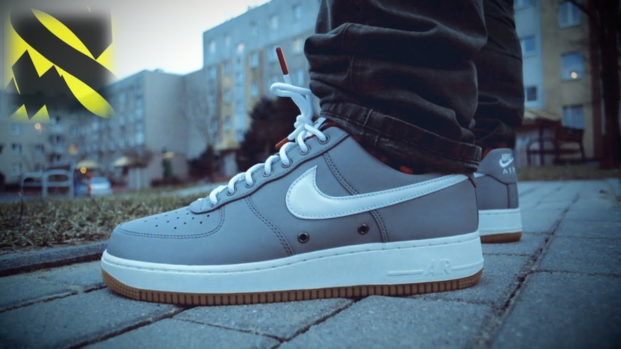 2ad1e2a3 Презентация кроссовок Nike Air Force 1 07 LV8 Light Taupe | Styles ...