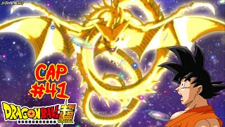 DRAGON BALL SUPER : CAPITULO 41 RESUMEN / REVIEW - DIOS DE LOS DRAGONES, ZARAMA