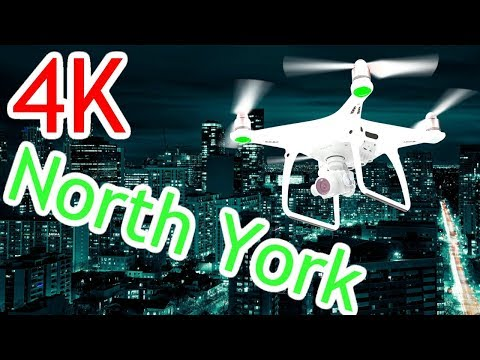 North York (drone view)