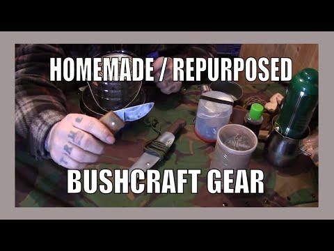 Homemade / Repurposed Bushcraft Gear