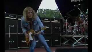 Status Quo - Little Lady-Live 1986