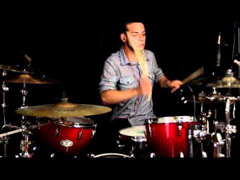 Kanye West - Black Skinhead Drum Cover/Remix