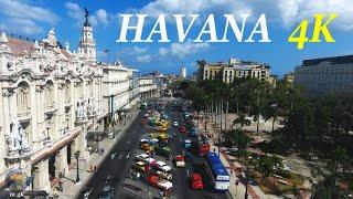Lively Havana, Cuba UHD| World in 4K