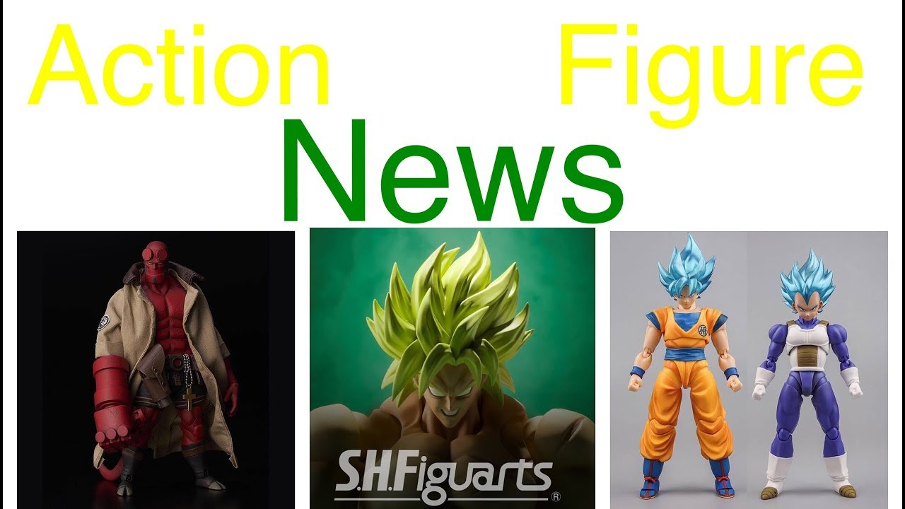 IN HAND S.H.Figuarts Dragonball Z Broly HEROES SUPER ANDROID 21 NEW