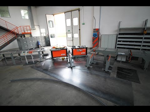 IPC 40 - Ring Bending Equipment - Schnell Spa