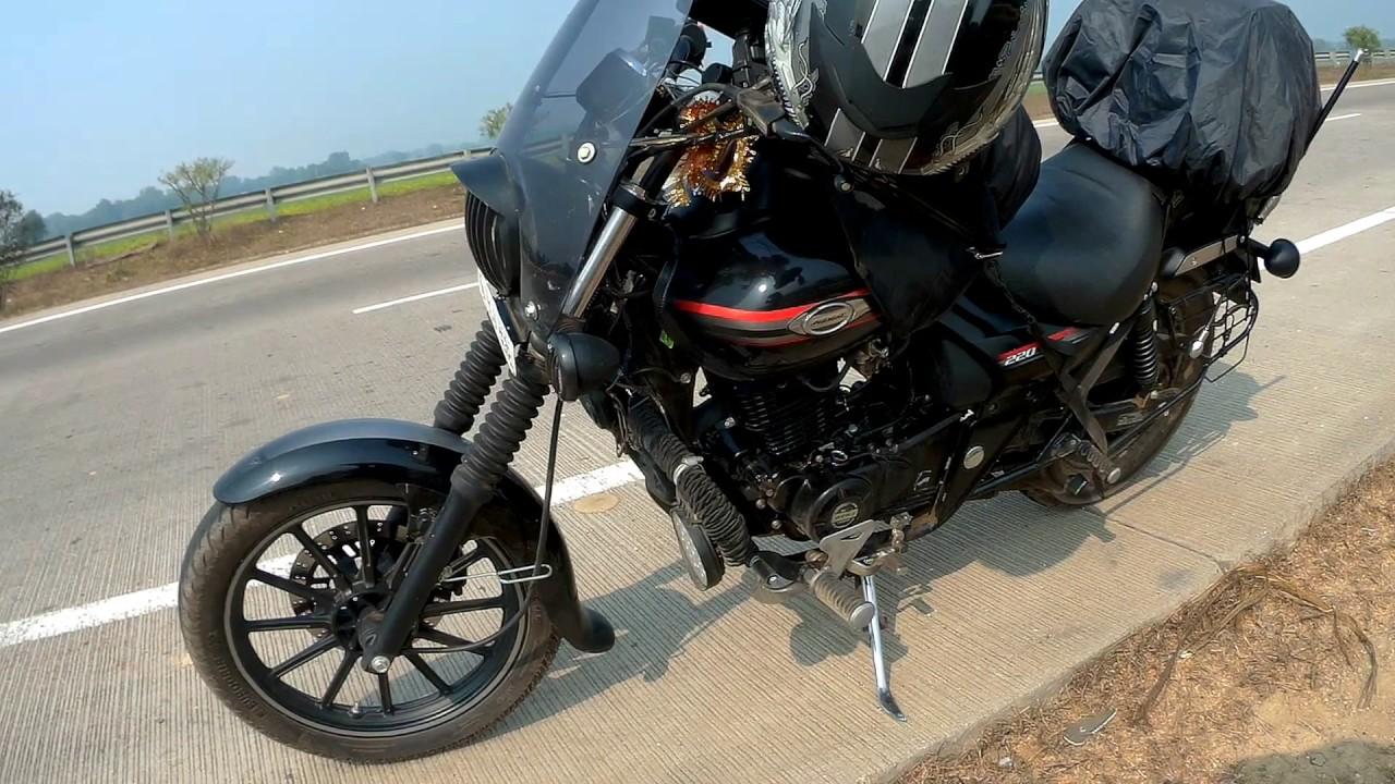 Best Modified Bajaj Avenger Street 220 - YouTube  Best Modified B...