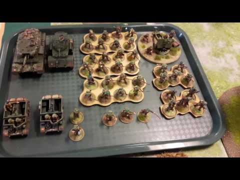 Bolt Action Event, Roll Call, British Historical Games Society, Games, Armies and Tables Overview