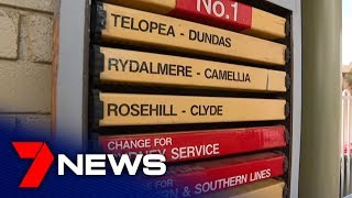 Historic carlingford to clyde rail line cease operation | 7news