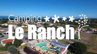 Camping le Ranch 44 Espace Aquatique