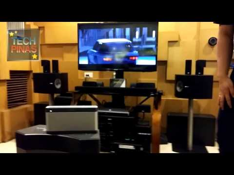 Bose Soundlink Series 3 Demo, Sample Music Play In The Philippines