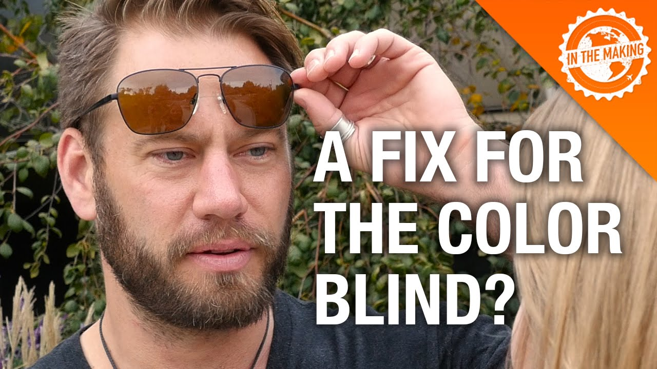 A Fix For The Color Blind Youtube