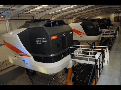 CAE New Training Centre At London Gatwick