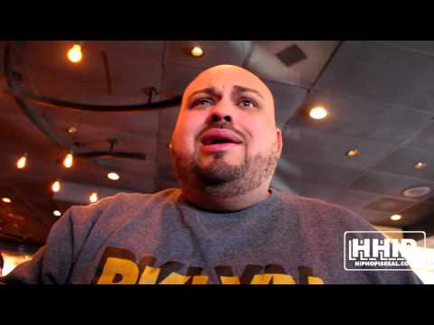 NORBES TALKS RACISM IN BATTLE RAP, UFF, SAYS STAFF WAS SCARED OF URL ON THE UFF SET, MIKE P, KOTD