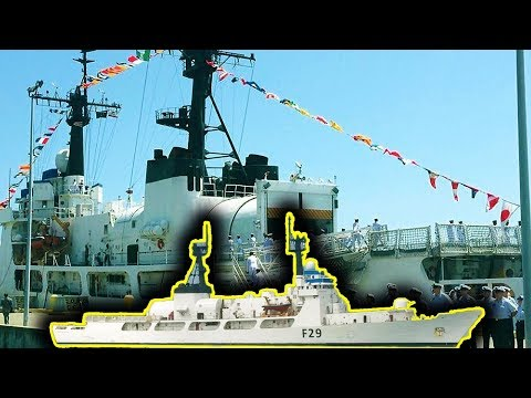 Bangladesh Navy Frigate BNS Somudra Avijan's Visit to Malaysia and Philippines