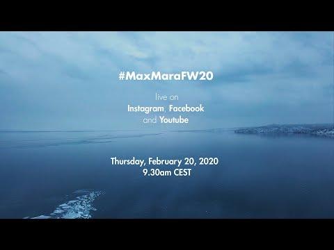 Max Mara Spring Summer 2020 Fashion Show