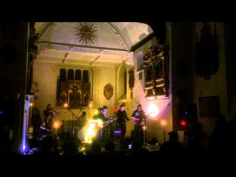 Rose McDowall - Since Yesterday - Live @ St Pancras Old Church, London 28-5-15