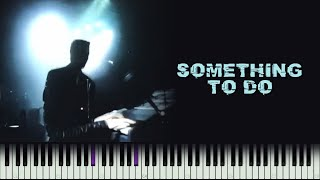 Depeche Mode Something To Do Amazing Piano Cover видео