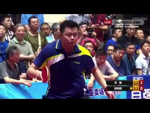 JiLin TTA EuroAsia Cup Zhu Yi - Hou YingChao