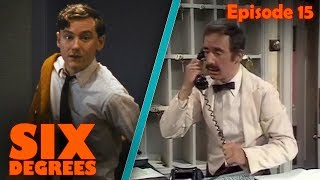 Six Degrees Ep 15 - Lewis Pullman to Andrew Sachs
