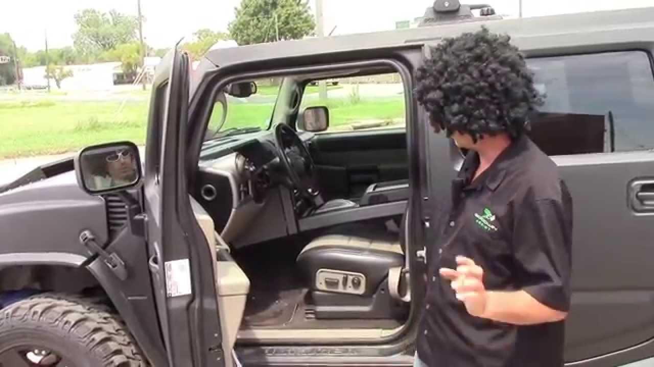 Johnny Magic Motorhead Messiah H 2 Hummer Duramax Sel Conversion Hline Conversions You