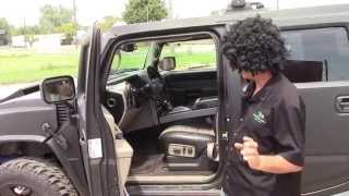 Johnny Magic H-2 Hummer Duramax Diesel conversion Hybrid