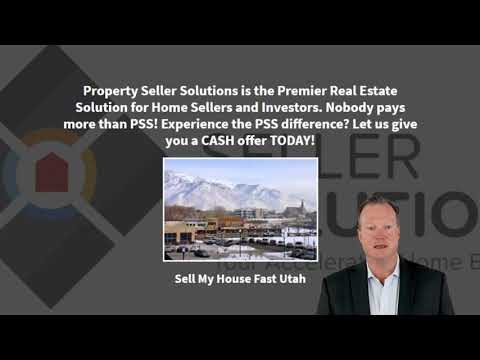 Property Seller Solutions - Sell House fast in Salt Lake City