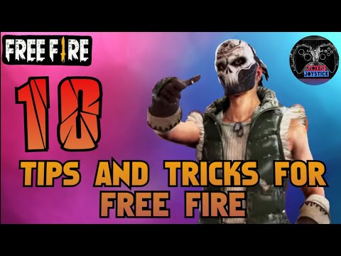 10 TIPS AND TRICKS FOR FREE FIRE || GARENA FREE FIRE