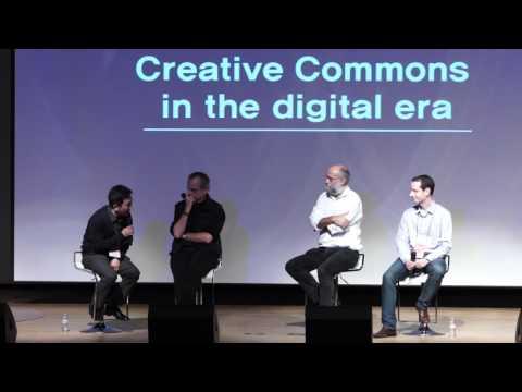 Keynote panels : Creative Commons in the digital era