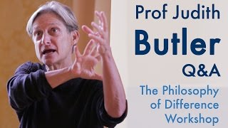 Transhumanism and current debates in Philosophy | Prof Judith Butler (2015)