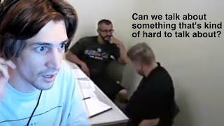 xQc Reacts to The Case of Chris Watts - pt. 1 (JCS - Criminal Psychology)