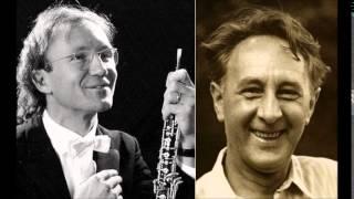 Bohuslav Martinů Oboe Concerto H.353, Heinz Holliger / Neville Marriner
