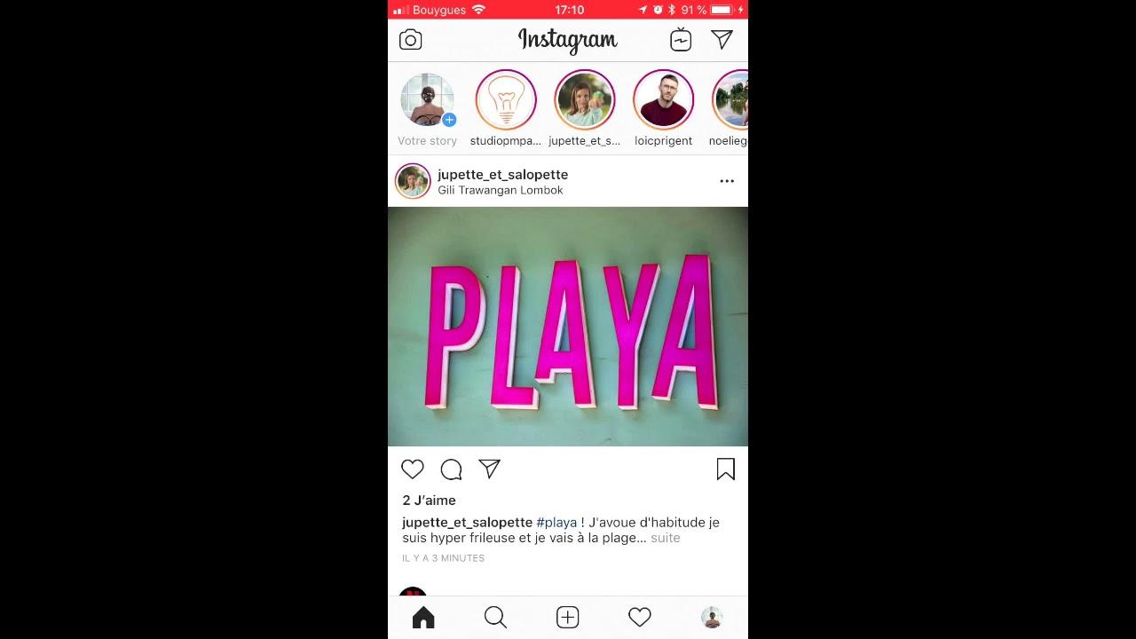 Tuto Story Instagram   comment utiliser l outil