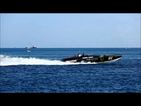 Terrible Herbst Monster Energy Offshore Powerboat
