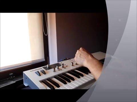 Only Waldorf Blofeld - Equinoxe IV, improvisation live set