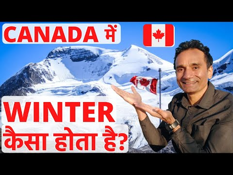 Indian In Canadian Winter | Indian Youtuber In Canada