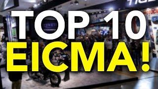 Top 10 Best Bikes of EICMA 2017