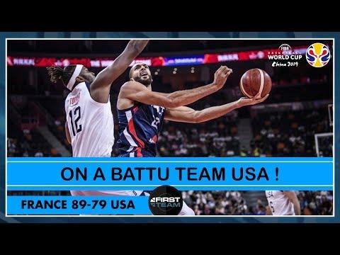 ON A BATTU TEAM USA ! FRANCE 89-79 USA (Débrief match Coupe du Monde)
