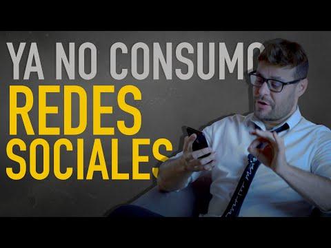 Dejé de Consumir Redes Sociales - Este hábito me hizo Nuevo Rico