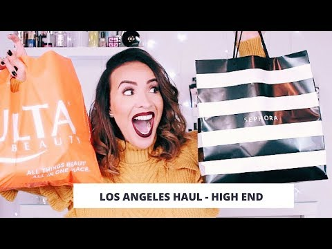 Los Angeles Haul l Sephora - Ulta & Co