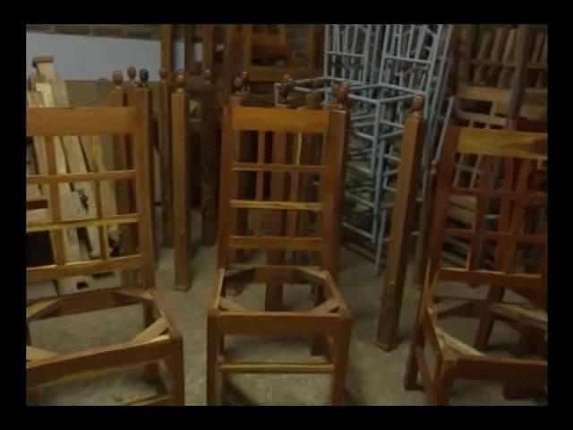 Ernesto Casas El Camagüeyano Que Hace Muebles De Marabú