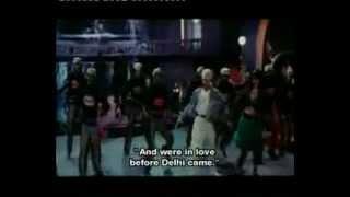 Bombay Se Rail Chali [Original song] Zaalim