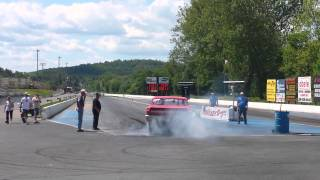 CHEVY II NOVA DRAG CAR 10.74 RUN