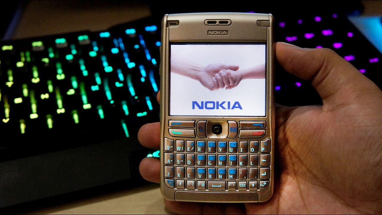 nokia e61 11 year old phone review still works perfectly youtube rh youtube com Nokia E62 Nokia E72