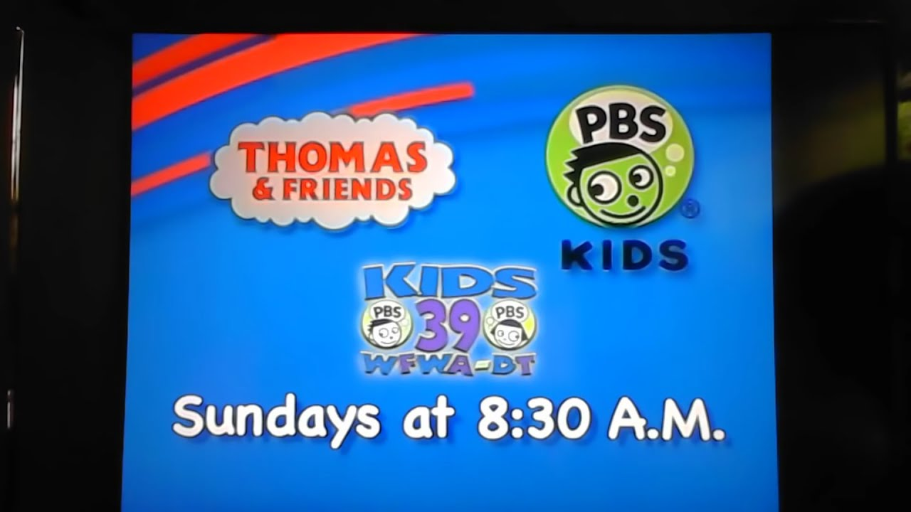 Pbs Kids Promo Thomas Amp Friends 2013 Wfwa Dt1 Youtube
